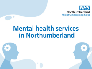 Mental health services in Northumberland